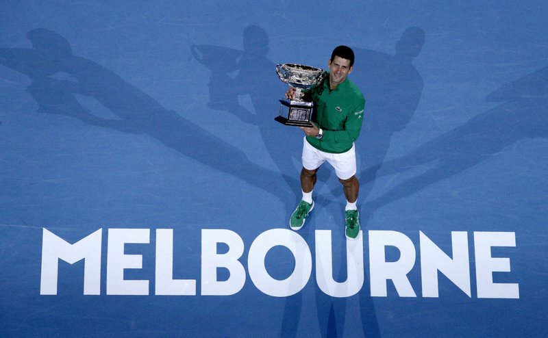 Premier Confident Australian Open Tennis Will Go Ahead