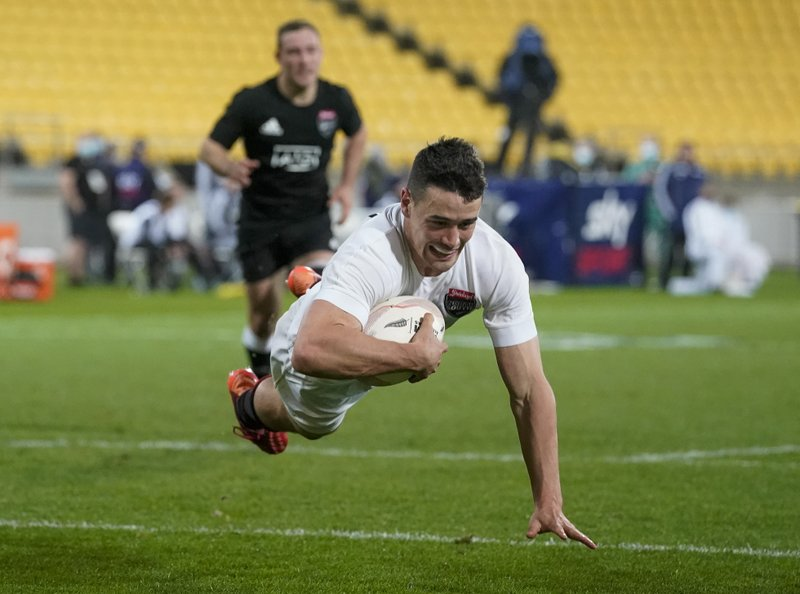 Coach Ian Foster Has 7 New Caps In His 1st All Blacks Squad
