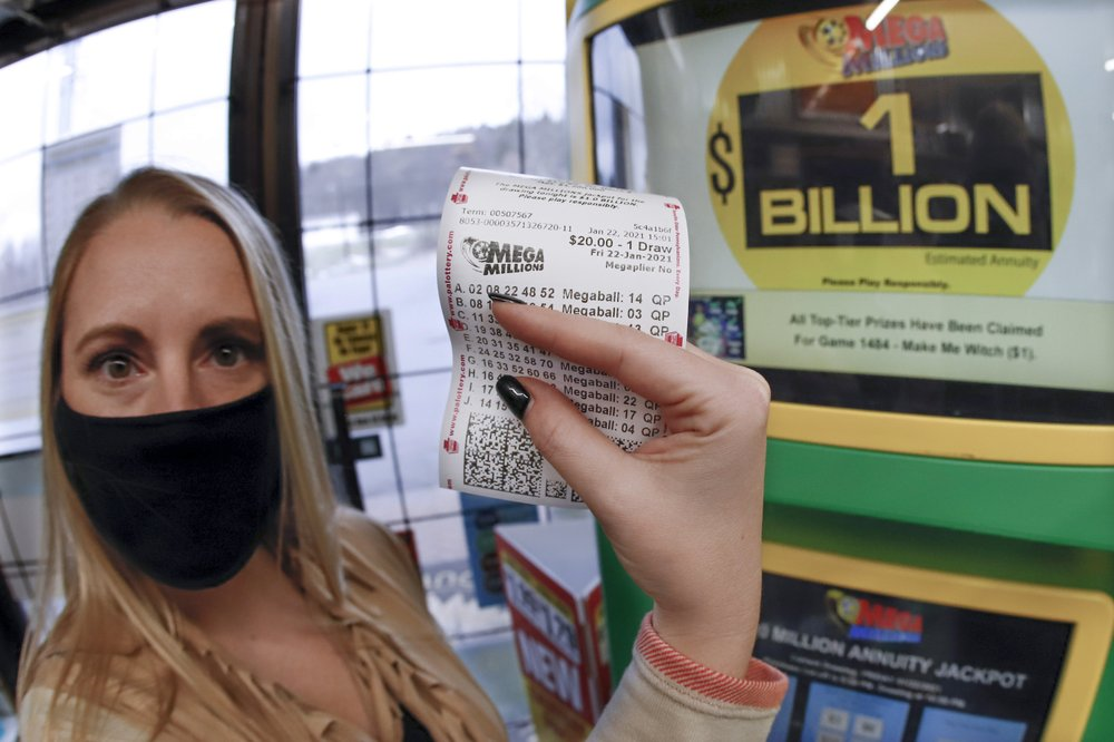 Michigan resident wins .05 billion jackpot the third-largest lottery prize in U.S. history