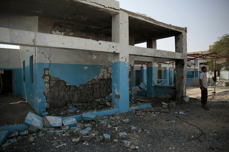 Report: Over 130 attacks on medical facilities in Yemen war