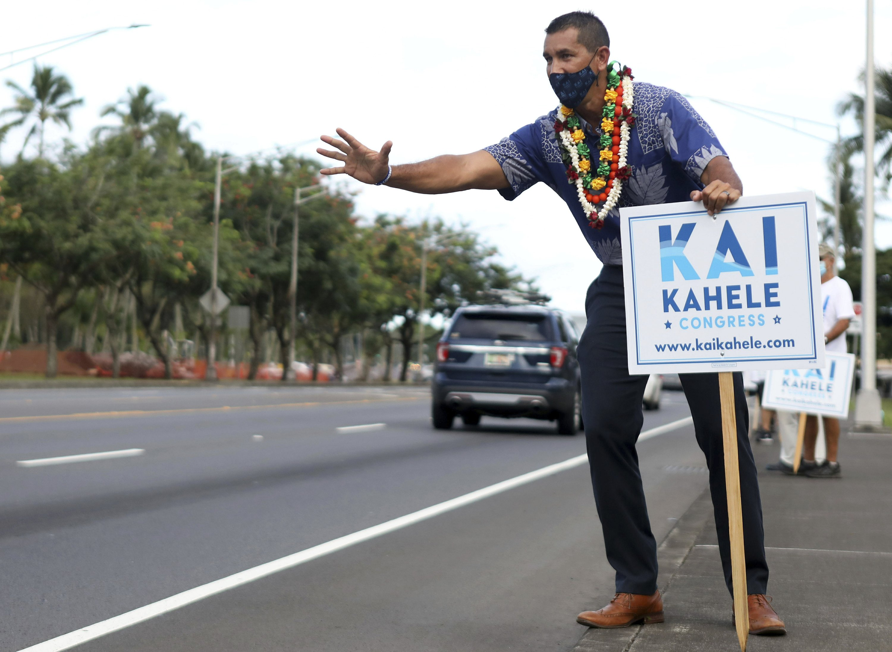 Hawaii Democrat Kahele wins to succeed Gabbard in US House