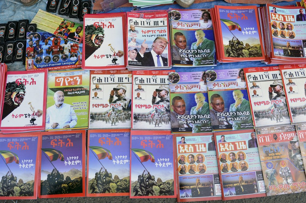 Ethiopia's PM announces changes to government leadership as Tigray conflict grows