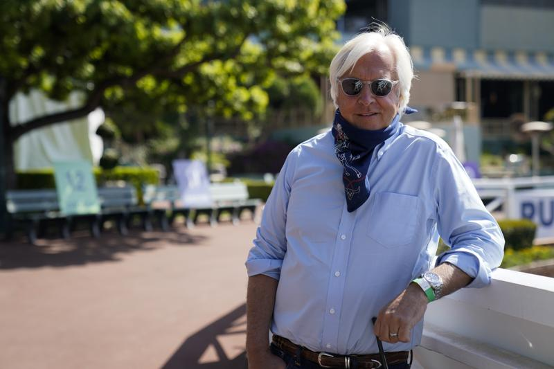 New York suspends Bob Baffert pending Kentucky Derby probe