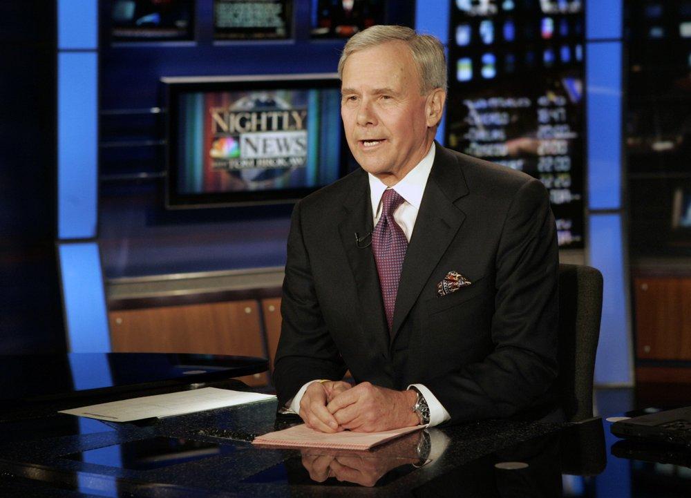 Tom Brokaw announces retiring from NBC News after 55 years