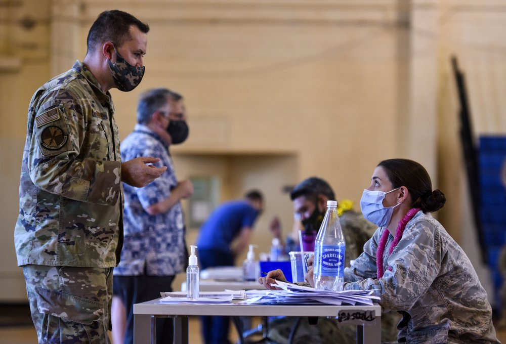 Thousands of service members refusing to take COVID-19 vaccine