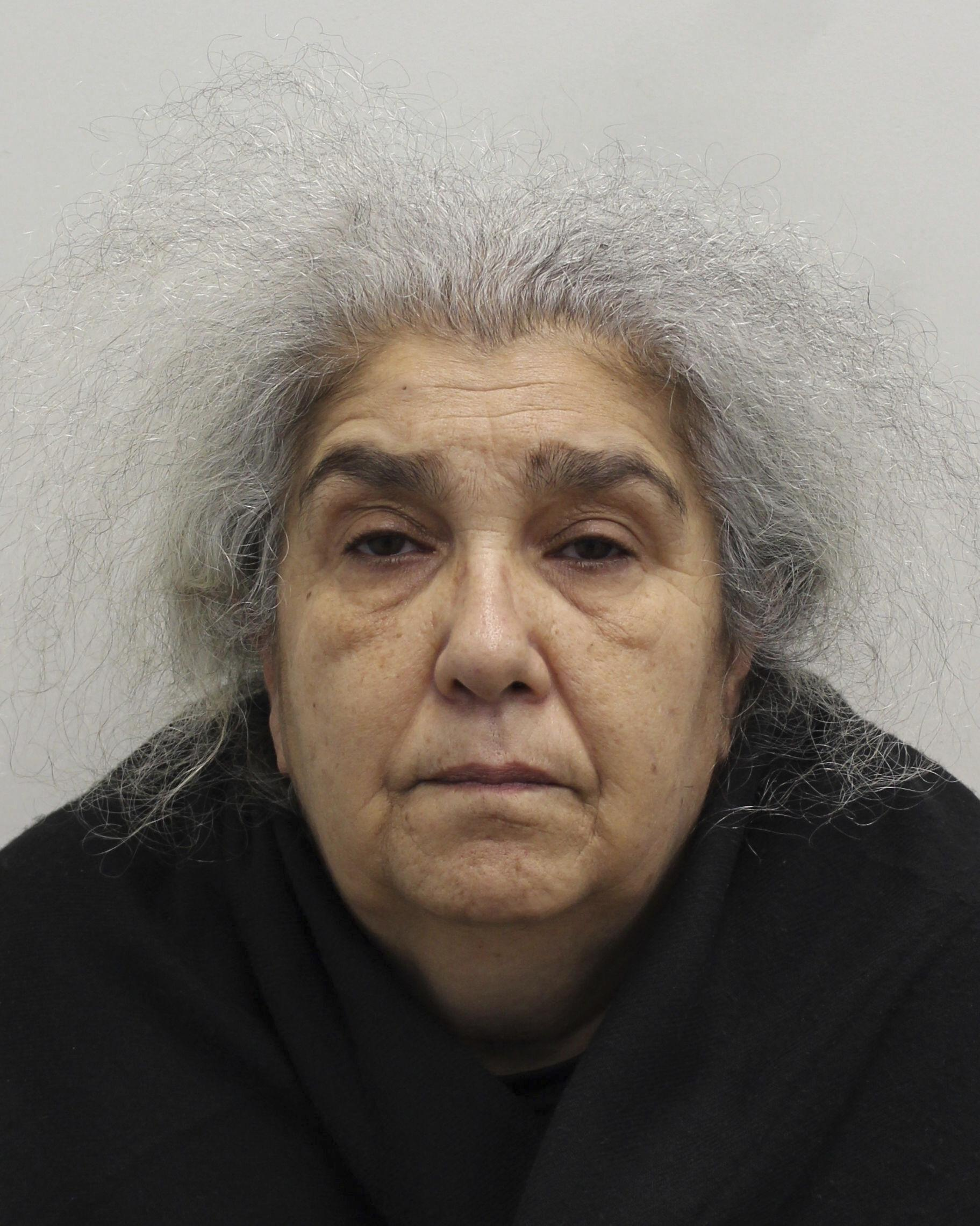 Woman convicted of swapping gems for pebbles in London heist