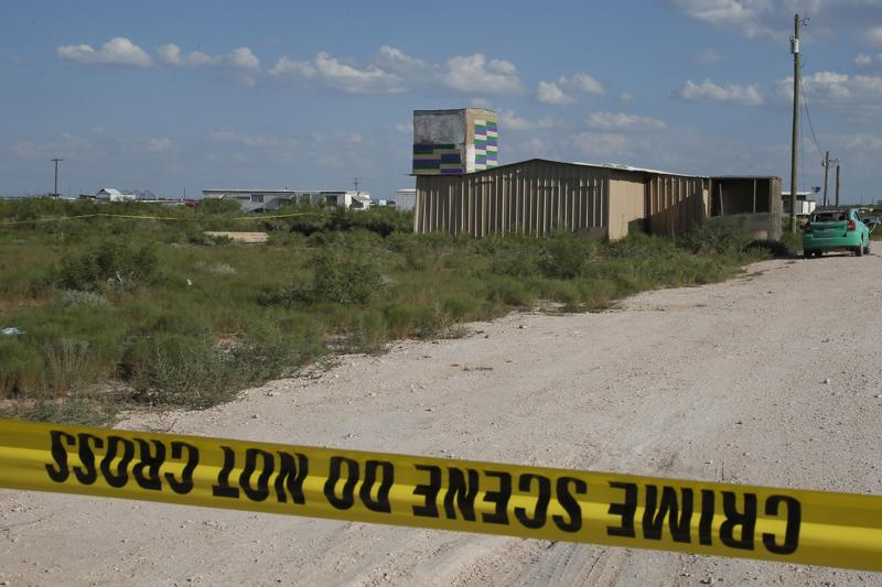Official: Feds search home for link to gun in Texas shooting