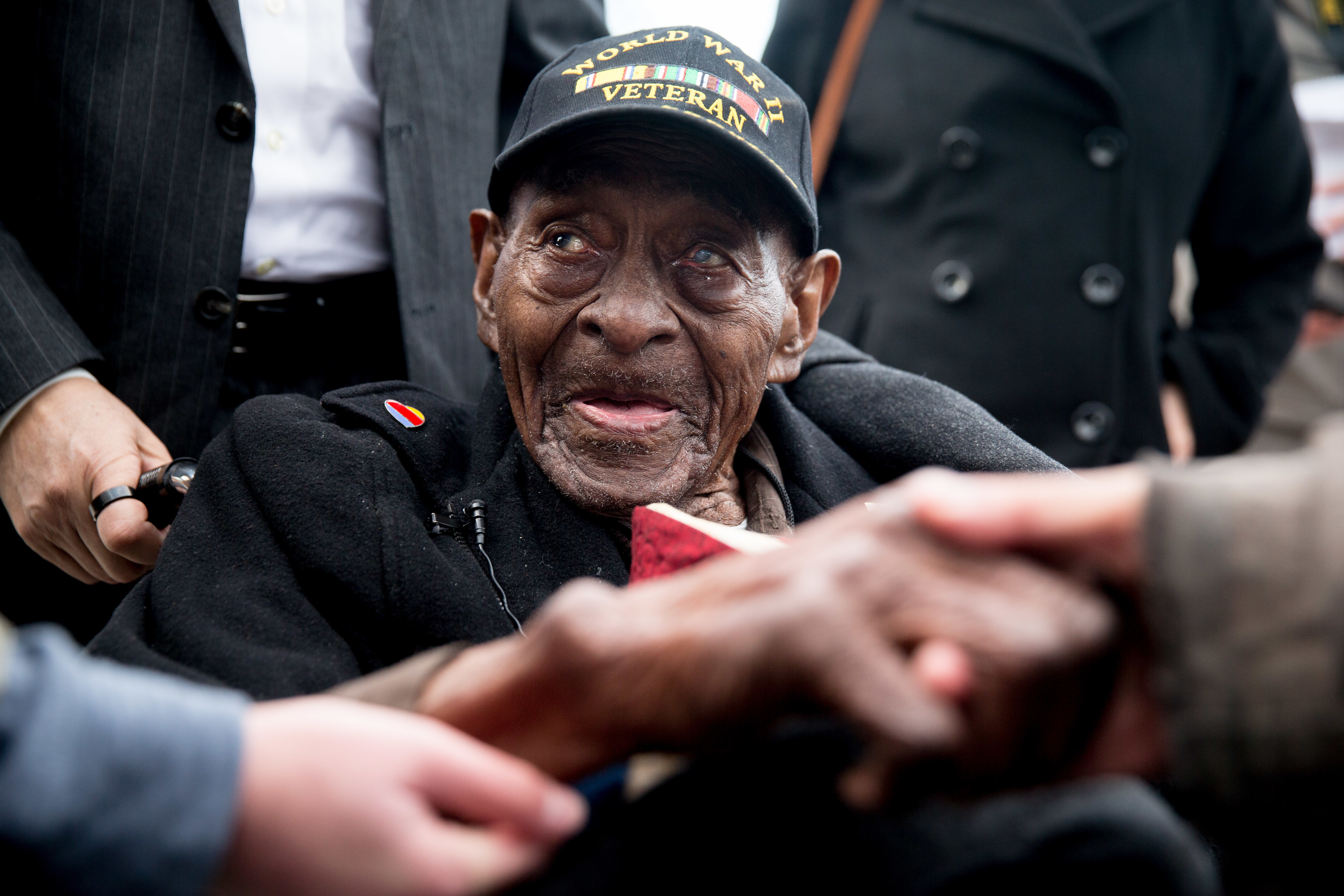 110 year old wwii veteran from louisiana dies
