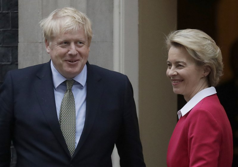 Uk And Eu To Redouble Efforts On Post Brexit Trade Deal
