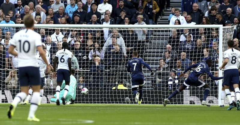 Spurs Stumbles Again Chelsea Leicester Into Top 4 In Epl