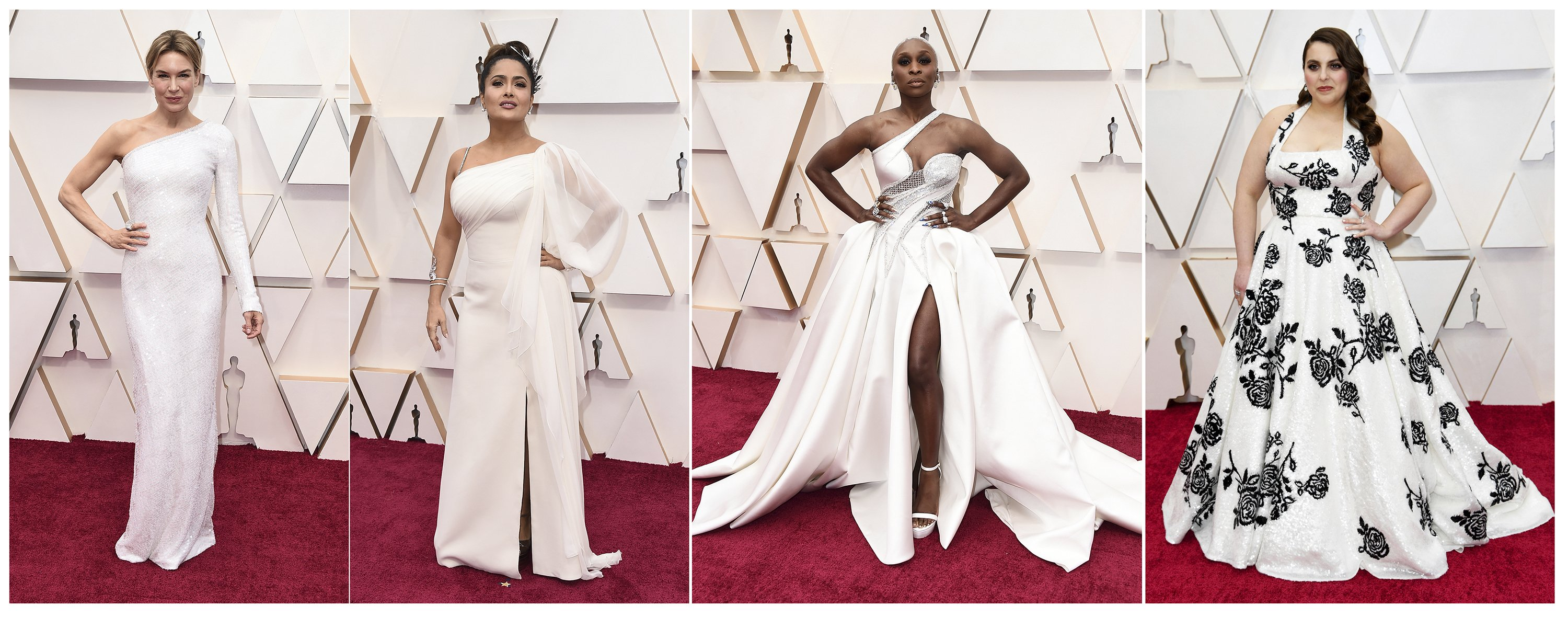 A breakdown of the gowns, bling and beauty from the Oscars