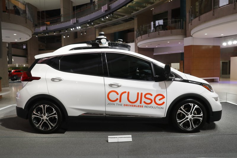 General Motors' self-driving car company Cruise to deploy fully driverless cars in San Francisco