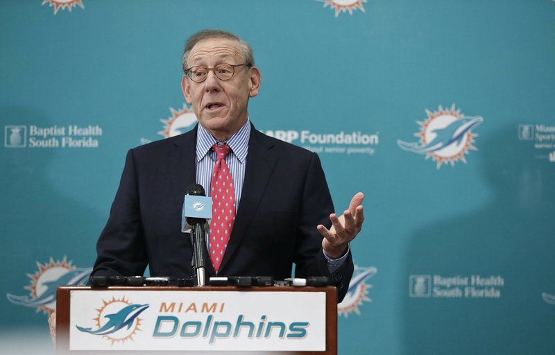 Stephen Ross confident the NFL will play in 2020, with or without spectators