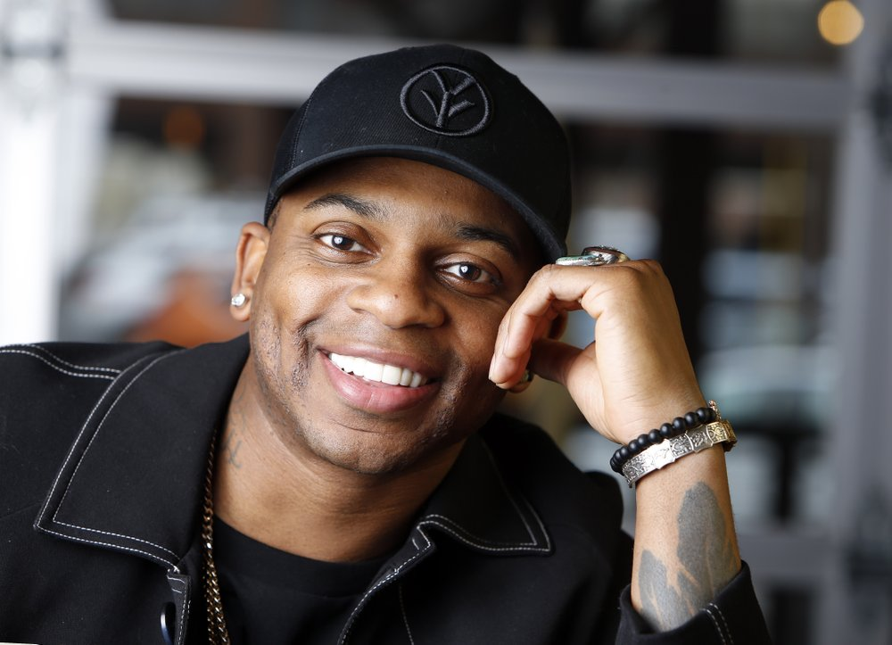 Jimmie Allen, first Black artist to launch career with No. 1 single on Billboard country airplay chart, praises trailblazer Charley Pride ahead of 2020 CMA Awards