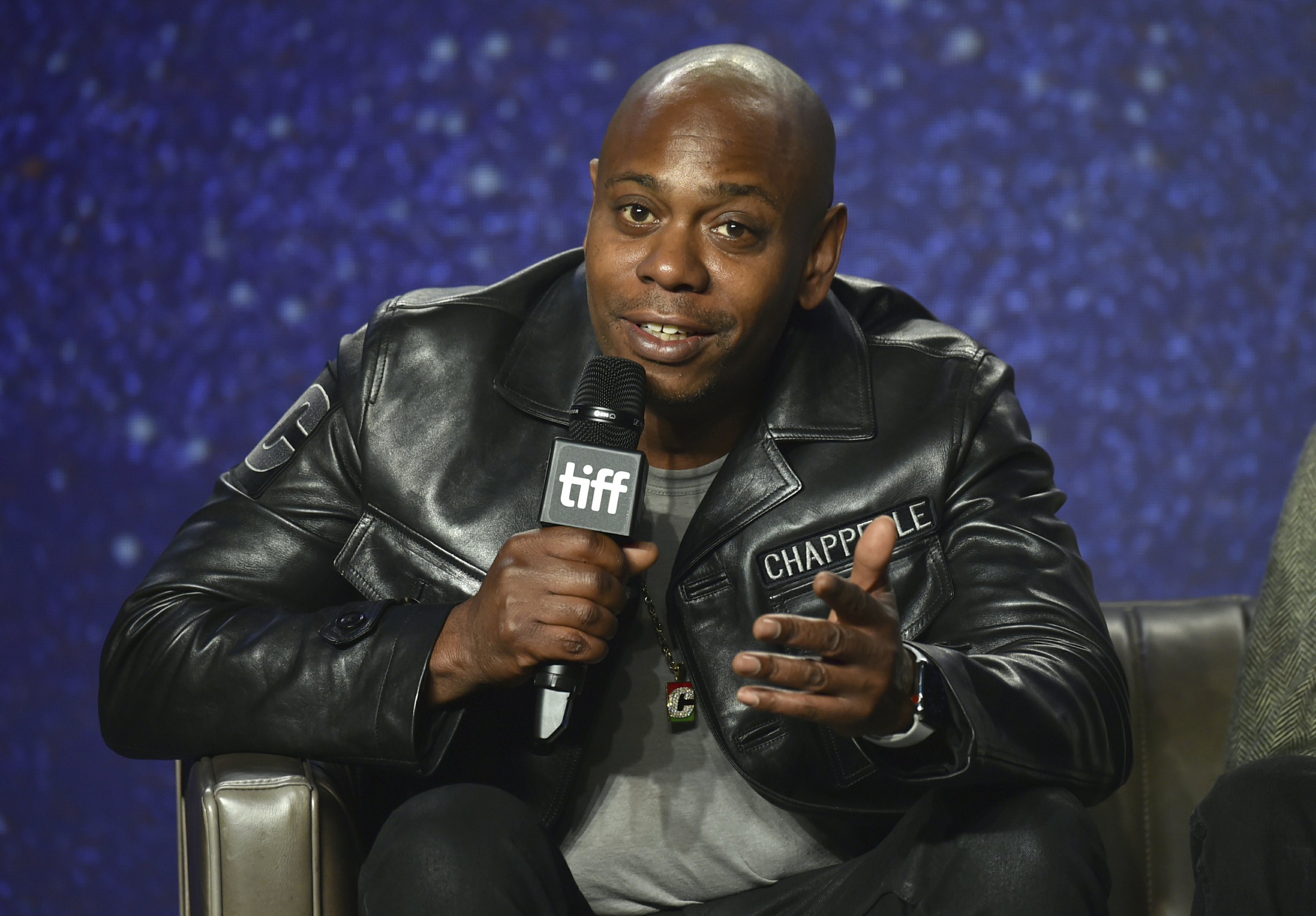 Boundary-pushing Dave Chappelle set to receive comedy award (Mark Twain prize for lifetime achievement in comedy)