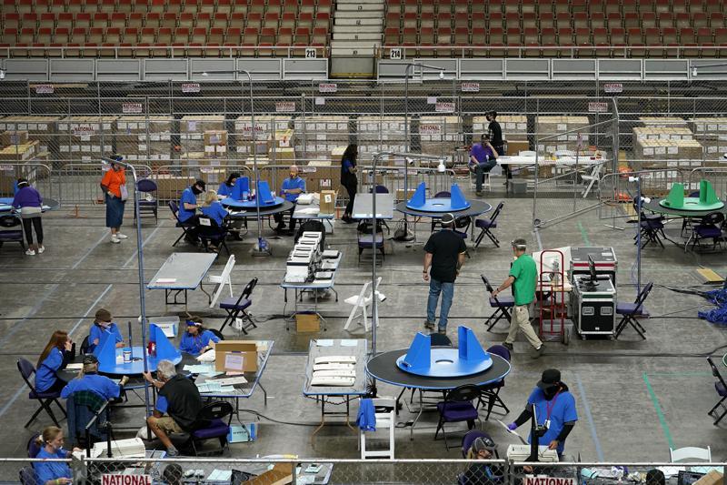 Arizona GOP election audit draws Republican politicians