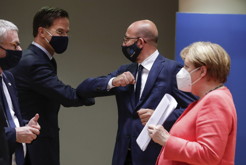 US virus aid far off as EU digs deep to aid ailing economies