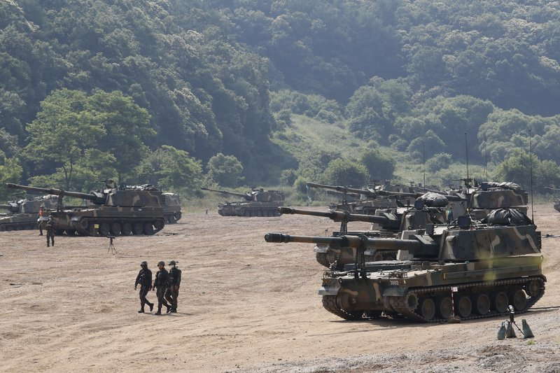 South Korea and US scale back drills over coronavirus, N Korea diplomacy