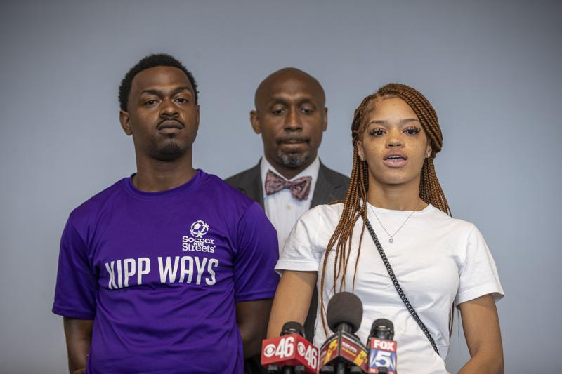Parents of Eight-Year-Old Girl Shot and Killed in Atlanta During Protests Sue City