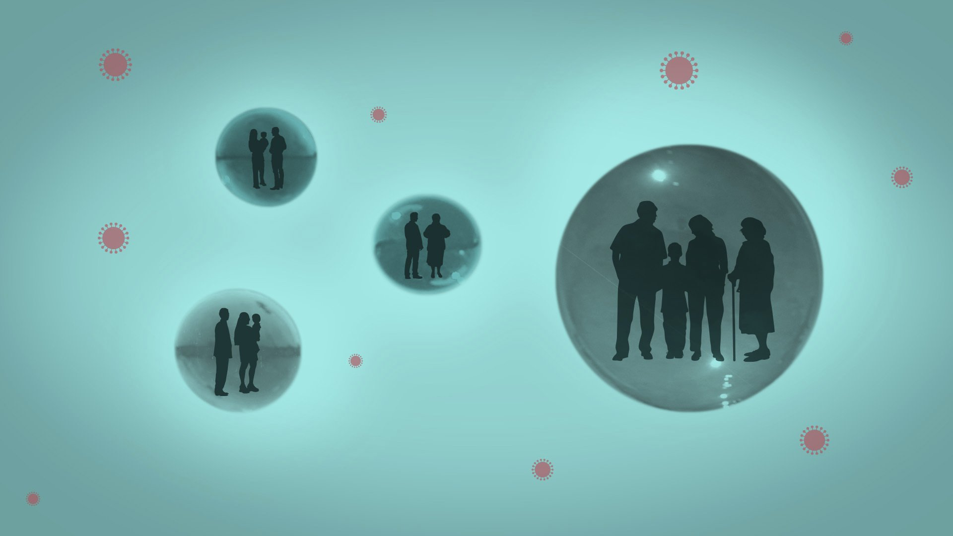 Is it safe to form a COVID-19 'support bubble' with friends? - The Associated Press thumbnail