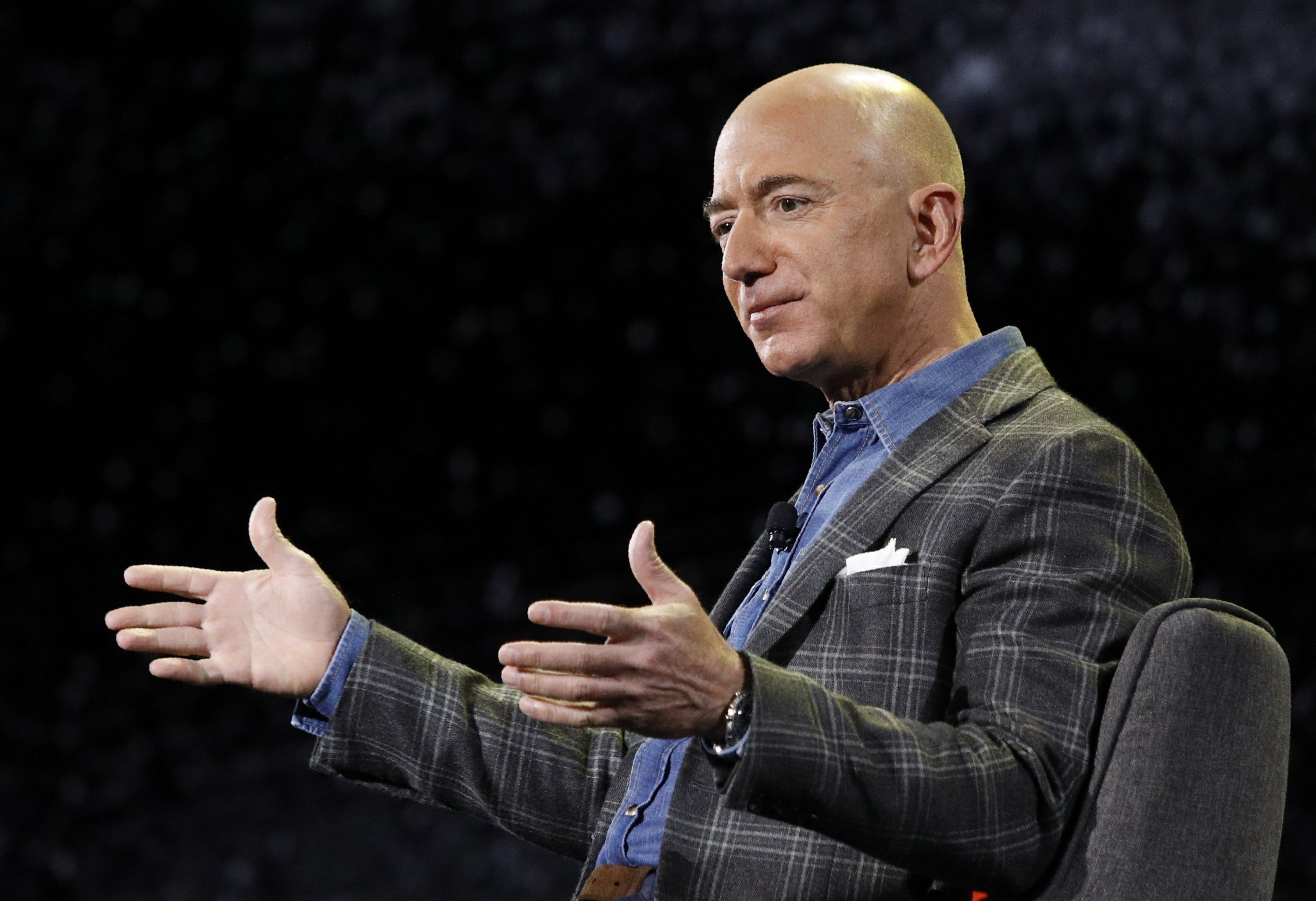 jeff bezos s founder will step as ceo