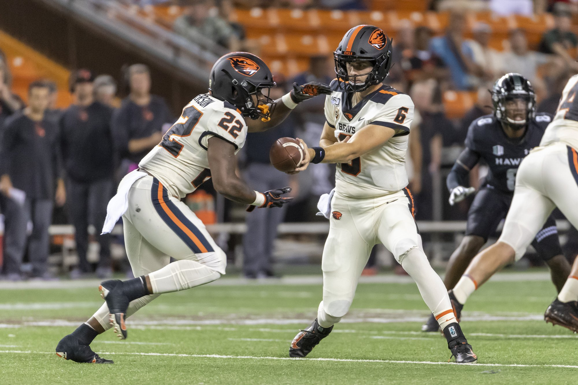 Oregon State looks to improve against Cal Poly