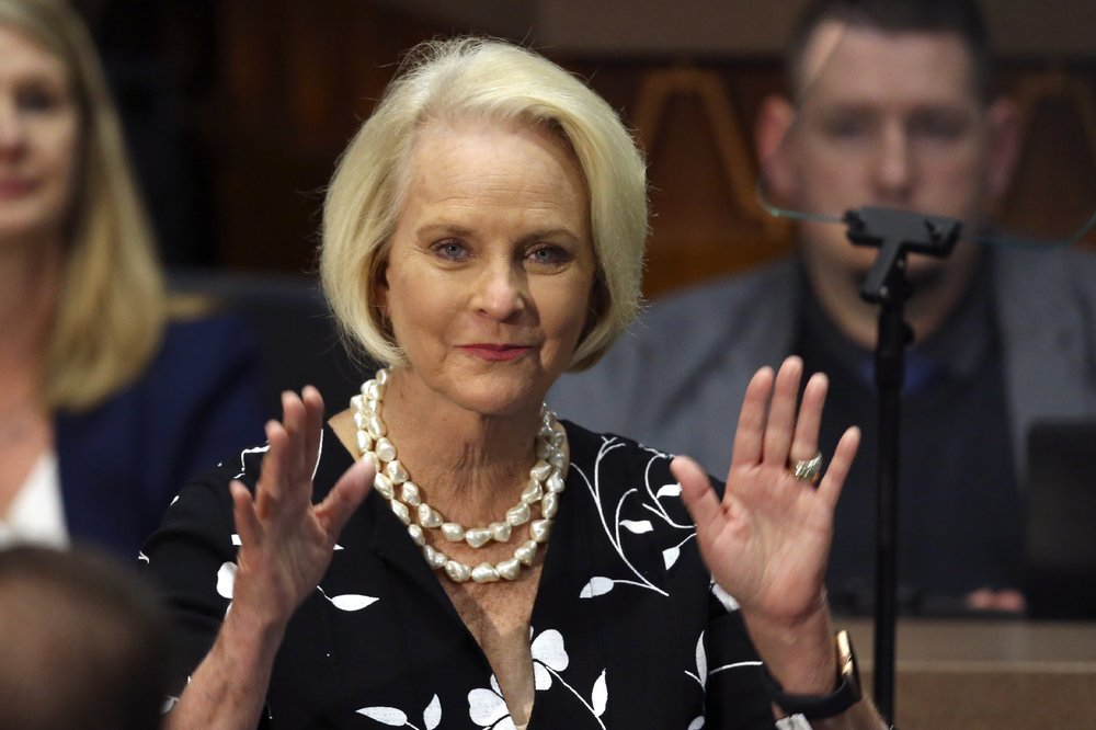 Arizona Republicans censure Cindy McCain, former Sen. Jeff Flake and Gov. Doug Ducey