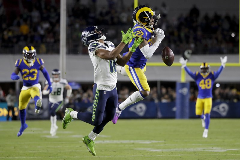 Rams Stay In Playoff Hunt End Seahawks 5 Game Streak