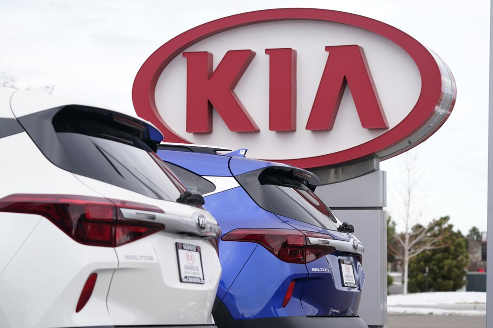 Kia and Hyundai recovering from days-long computer network outages