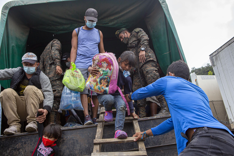 ONU: se agrava crisis alimentaria en Centroamérica y Haití
