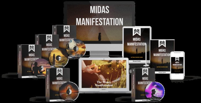 Midas Manifestation Review - Does Midas Manifestation System Really Work? PDF Review By DietCare Reviews