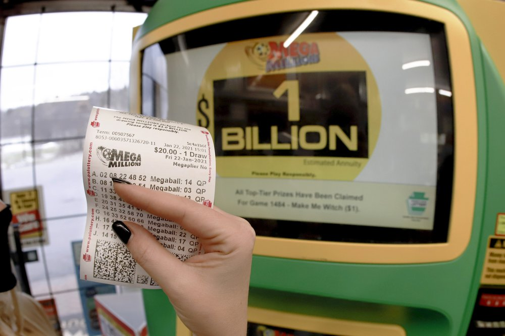 The Wolverine FLL Club in MIchigan had the only jackpot-winning ticket for January .05B Mega Millions jackpot; 4 to share prize