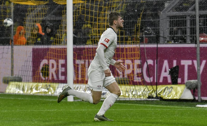 Leipzig Top In Germany At Halfway Stage But Bayern Revived