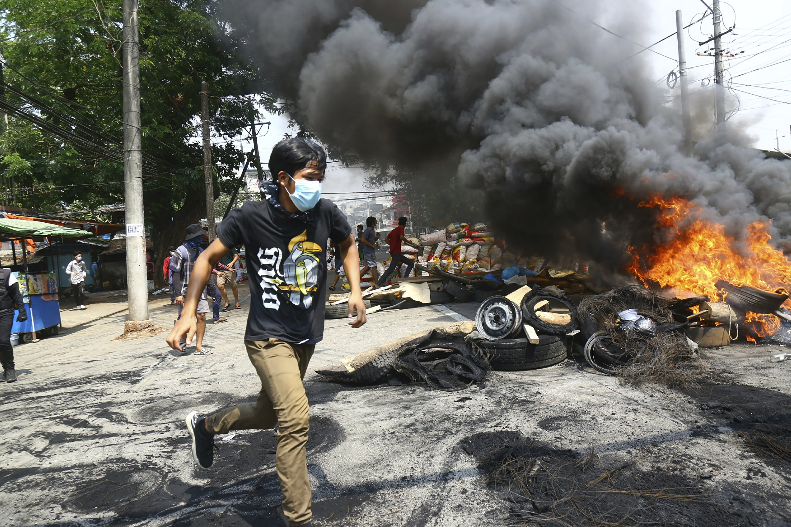 Myanmar protests continue a day after more than 100 killed