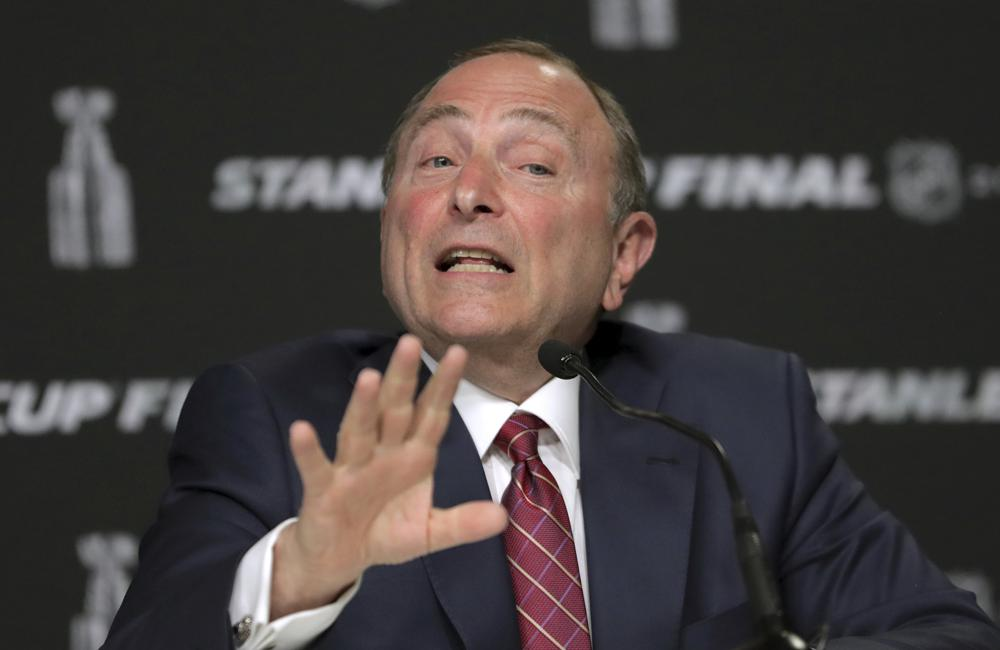 NHL will go straight into the playoffs with 24 teams instead of 16