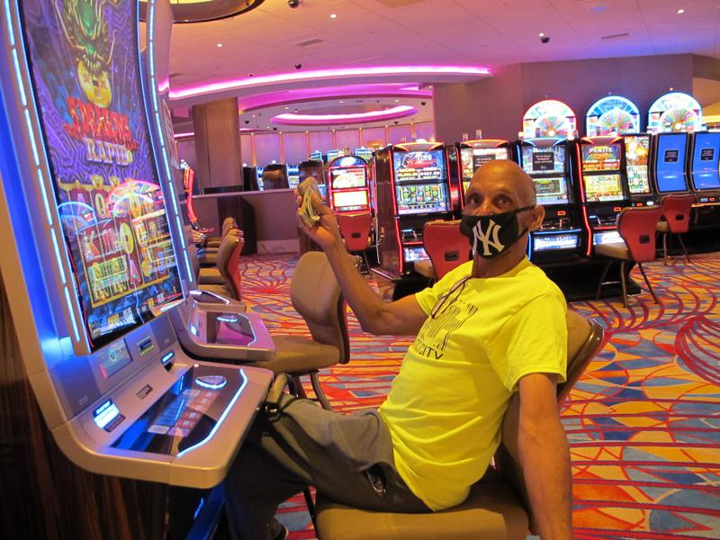 Atlantic City casinos investing hundreds of millions of dollars in renovations despite coronavirus pandemic as they look to the future