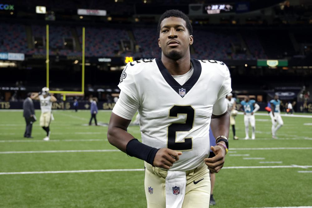 New Orleans Saints QB Jameis Winston, 'whosIdentity Always Has Been in Christ,' Has Successful Start to the Season