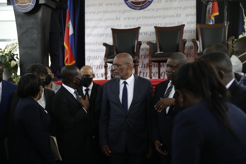 haiti,Prime Minister Ariel Henry,Rénald Luberice,President Jovenel Moïse,Tèt Kale party,Senate President Joseph Lambert, harbouchanews