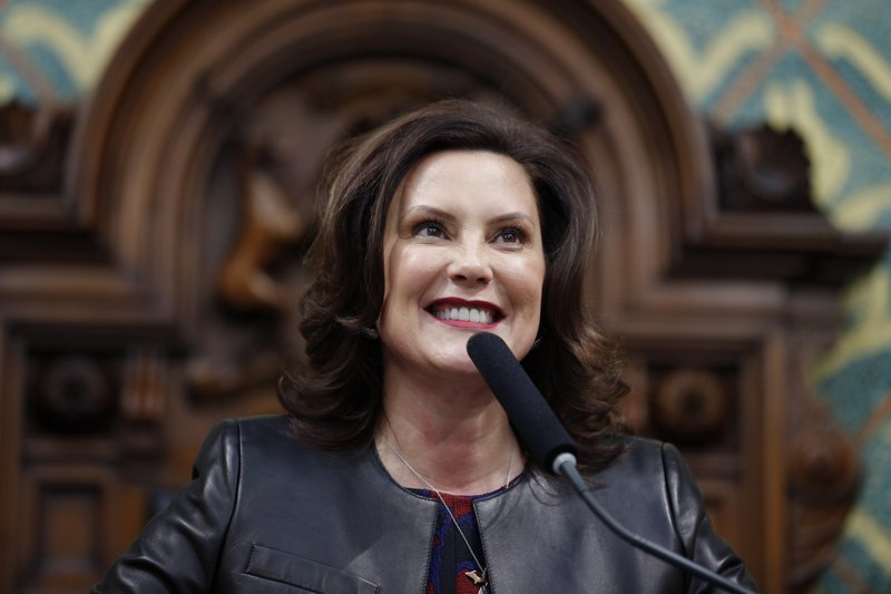 Whitmer No More Waiting State To Borrow 3 5b For Roads