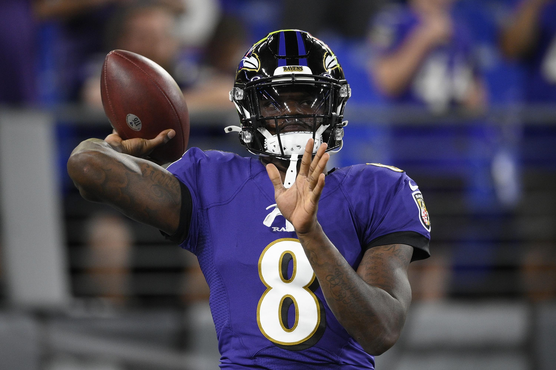 Lamar Jackson carries Baltimore past Kansas City 36-35