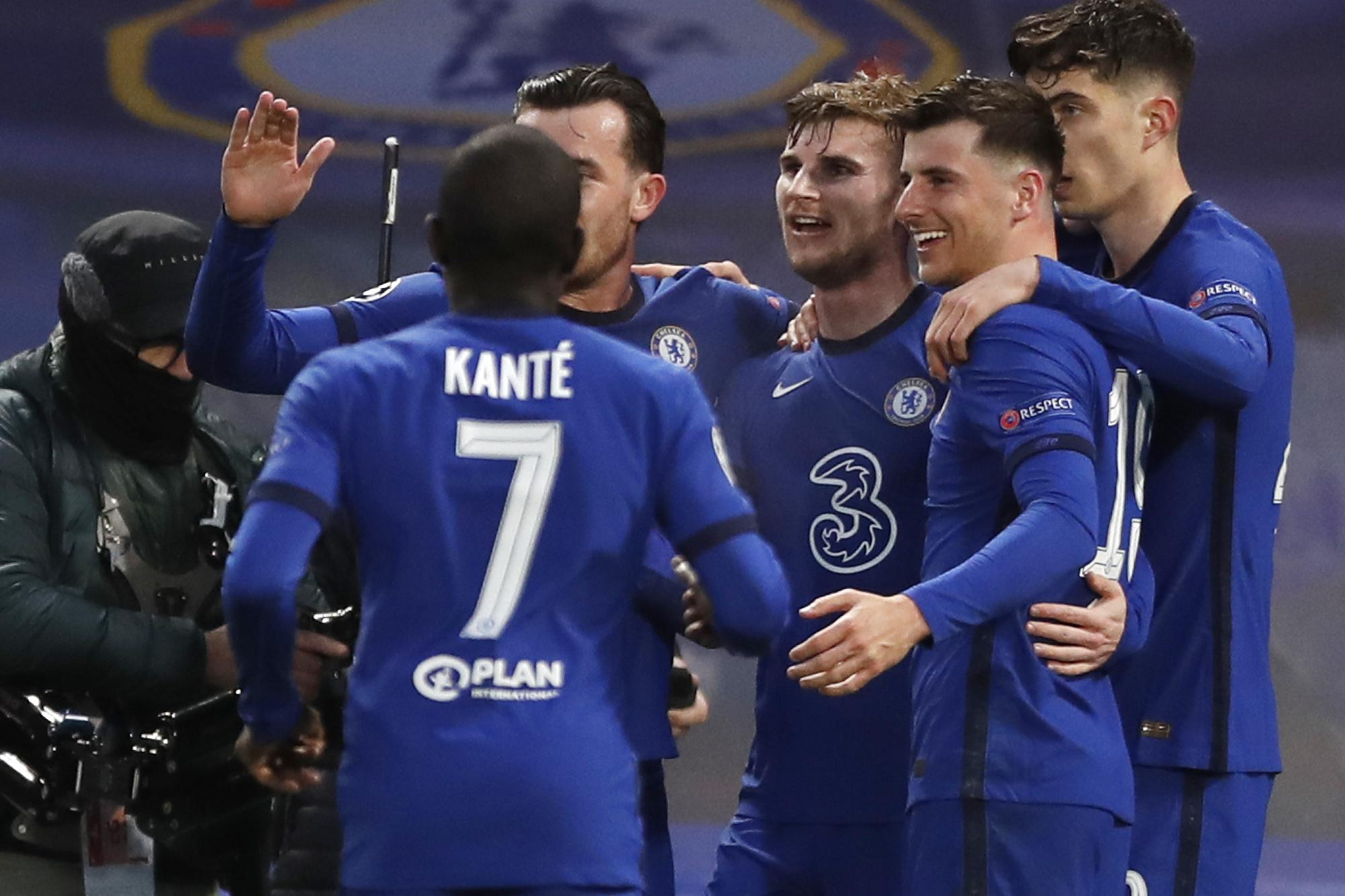 Chelsea ousts Madrid to set up all-English CL final vs City