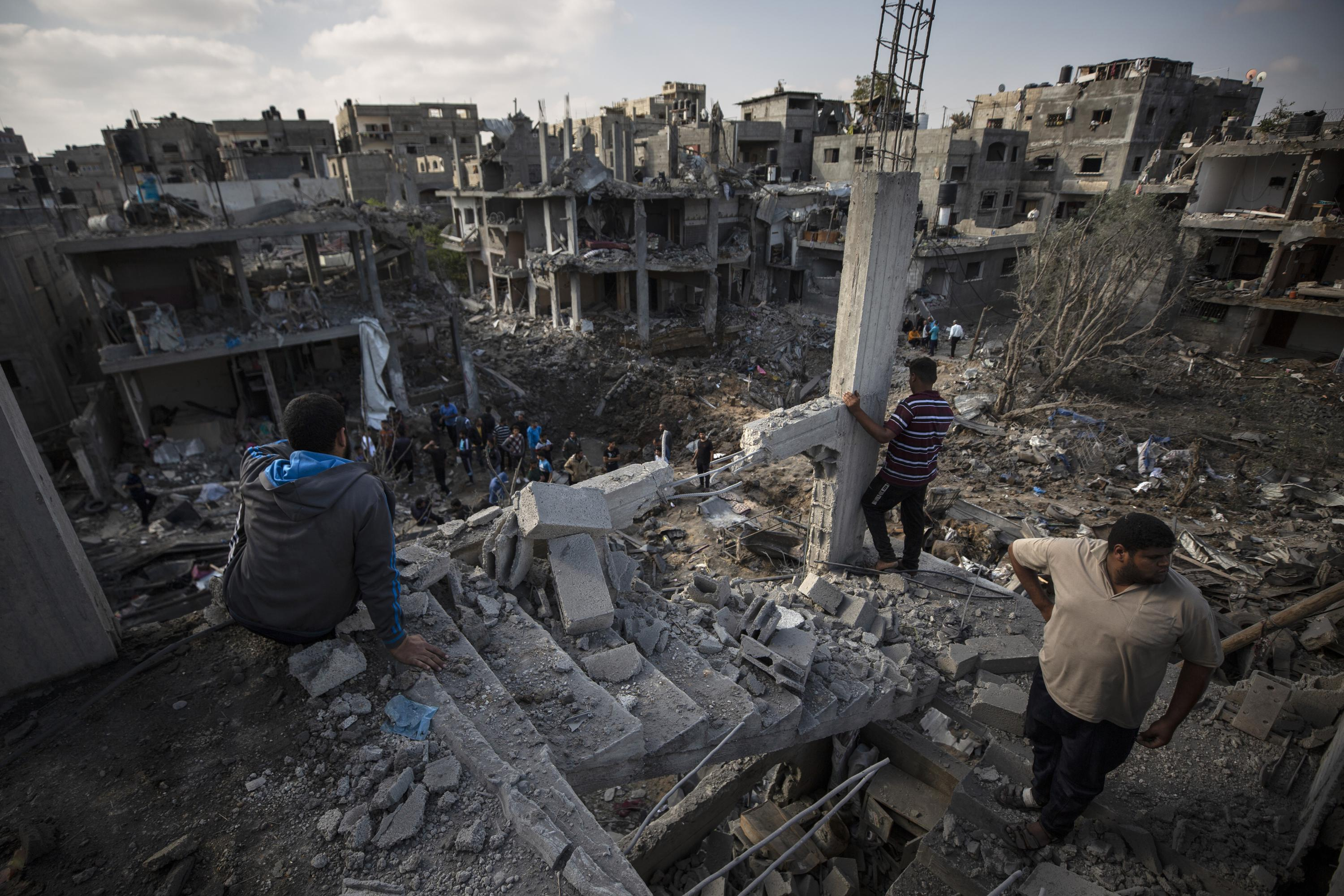 EXPLAINER: Why is Gaza almost always mired in conflict?