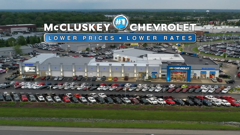 Mccluskey Chevrolet Earns Two Gm Awards Dealer Of The Year And 1 Volume New Car Chevy Dealer In The World