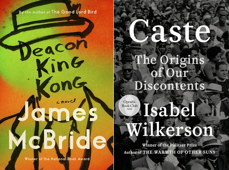 James Mcbride and Isabel Wilkerson Among Nominees for Kirkus Prize