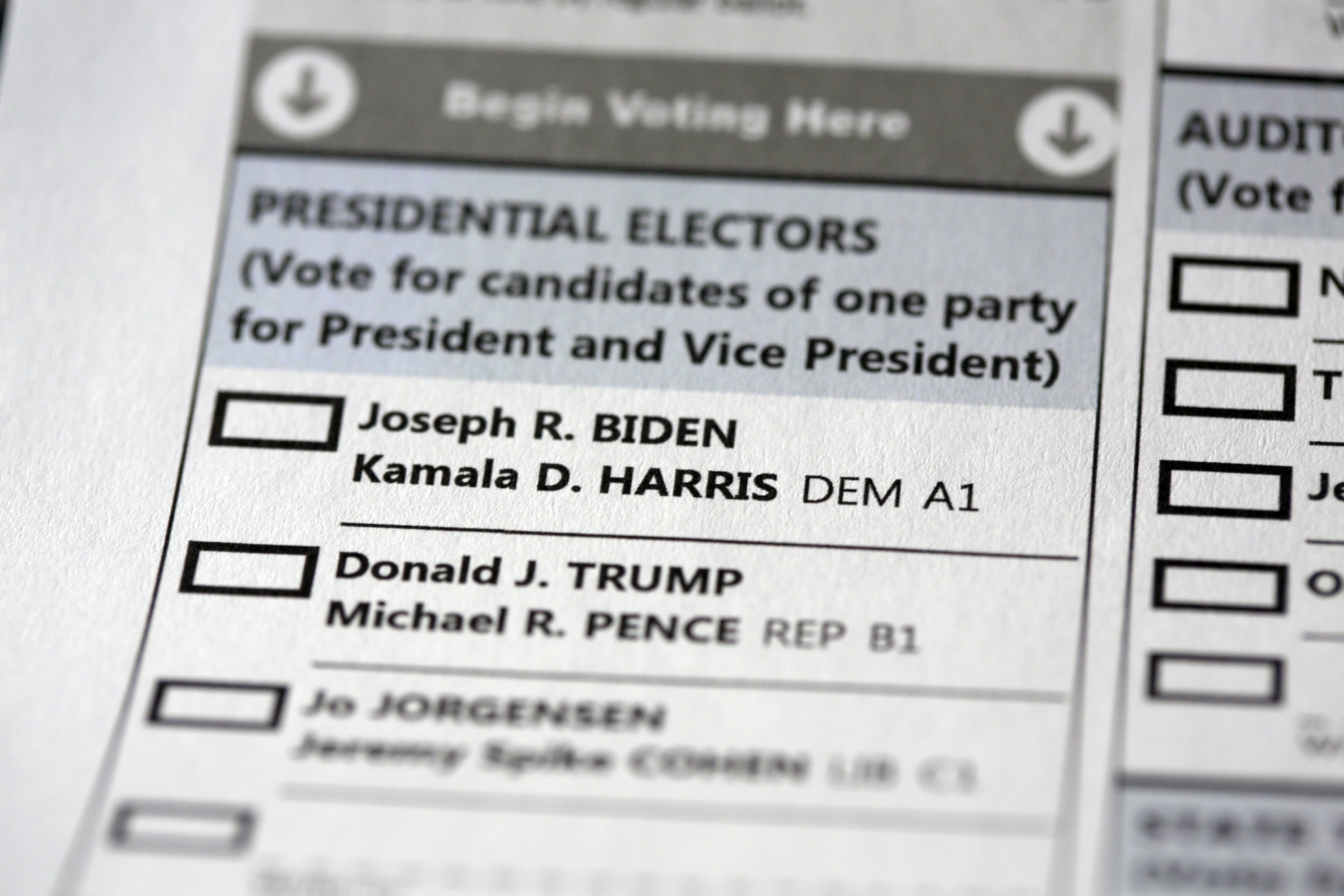 EXPLAINER: From the 2020 election, some new political terms