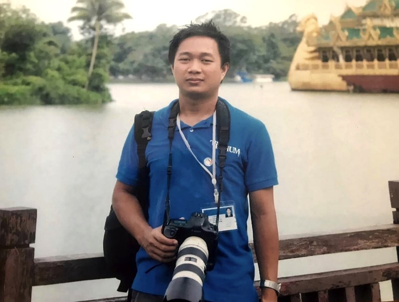 Society of Professional Journalists calls for release of six reporters in Myanmar who were just doing their job