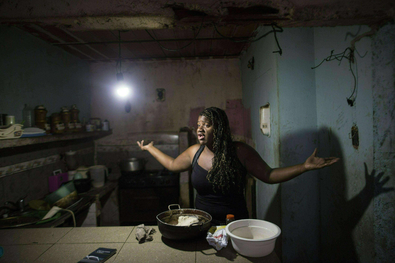 ONU: Uno de cada tres venezolanos sufre inseguridad alimentaria