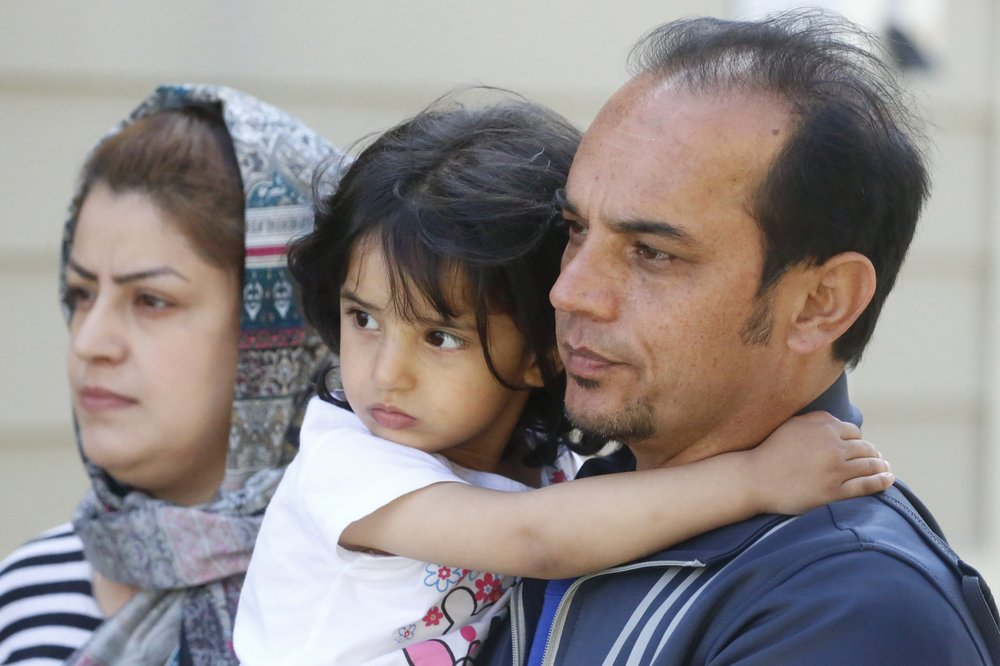 Starting a new life in America during a pandemic has created more struggles for new refugees
