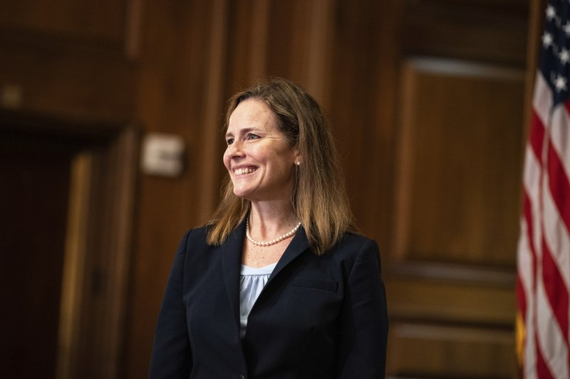 Hearing for Amy Coney Barrett Begins Monday