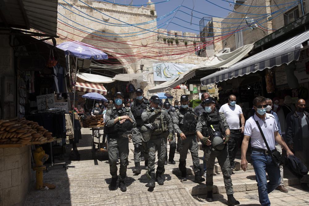 Tension triggers Gaza-Israel fire exchange in Jerusalem